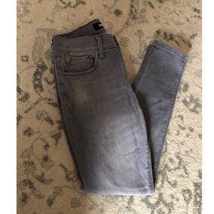 EXPRESS Grey Skinny Jeans
